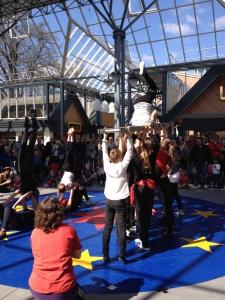Wereld Circus Dag 4